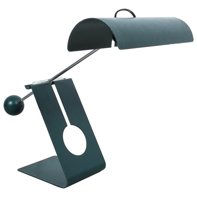 Mauro Martini Adjustable Counterweight Table Lamp Picchio, Italy, circa 1965