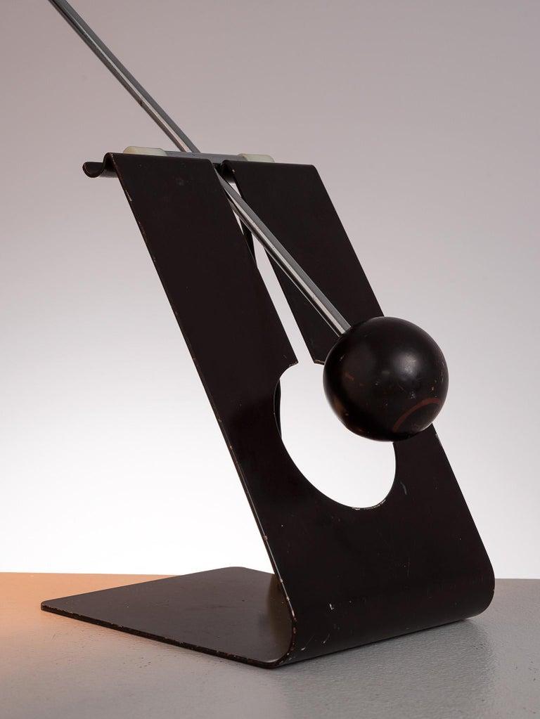 Italian Mauro Martini for Fratelli 'Picchio' Table Lamp For Sale