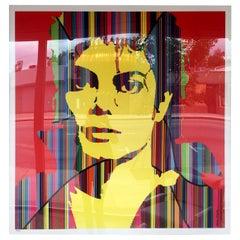 Mauro Oliveira Michael Jackson Lithograph
