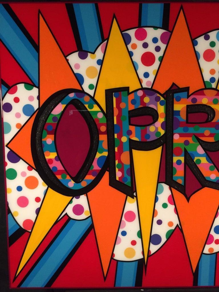Oprah! A True Pop Icon (Original Mixed Media Artwork) For Sale 1