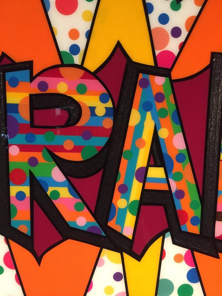 Oprah! A True Pop Icon (Original Mixed Media Artwork) For Sale 2