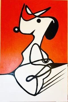 Speedy Snoopy