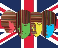 All We Need Is Love - British Flag Version (Limited Edition Of Only 30Prints)