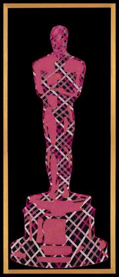 Barbie Oscar II (Black Background)