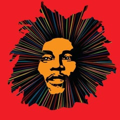Bob Marley: This Is Love II (Limited Edition Print)