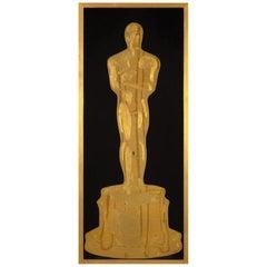 Golden Oscar (Limited Edition Print)