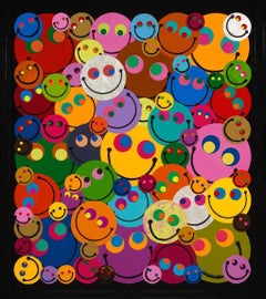 Colorful Happiness Equality (Limited Edition Print)