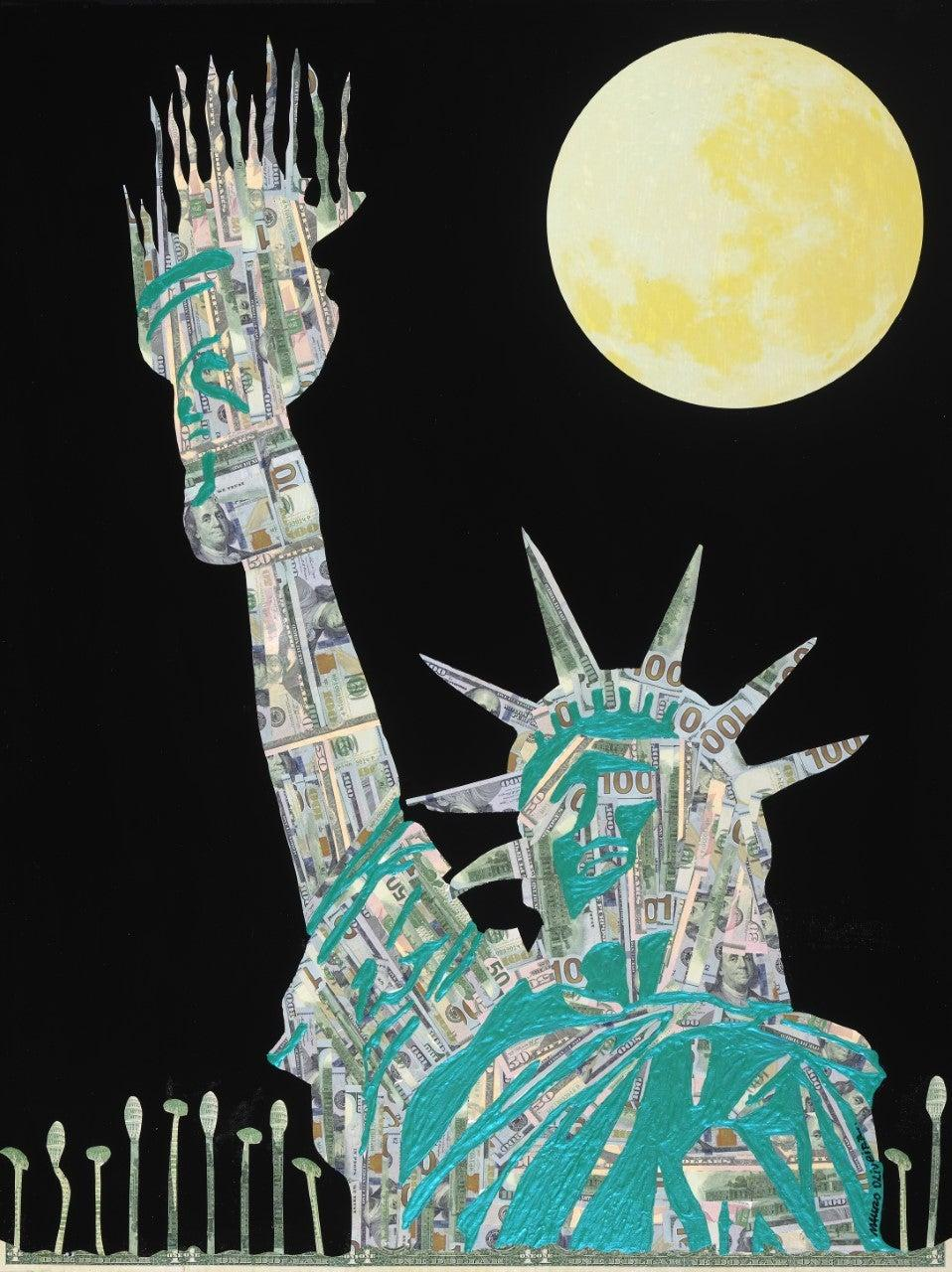 Lovable Liberty II (Limited Edition Print)