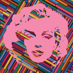 Marilyn Forever Pink (Limited Edition Print)