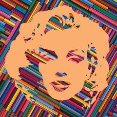 Marilyn Forever VII (Limited Edition Print)