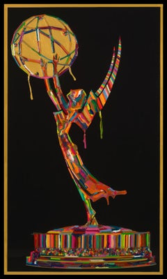 Melted Emmy I (Limited Edition Print)