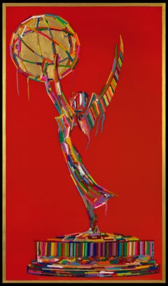 Melted Emmy II (Limited Edition Print)