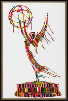 Melted Emmy III (Limited Edition Of Only 30 Prints)