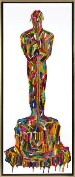 Melted Oscar II (Limited Edition Of Only 30 Prints)