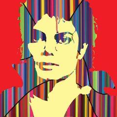 MJ: Super Pop I (Limited Edition Print)