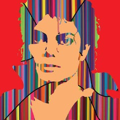 MJ: Super Pop IV (Limited Edition Print)