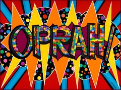 Oprah! A True Pop Icon III (Limited Edition Print)