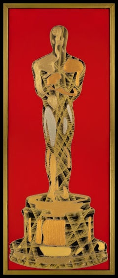 Red Carpet Oscar (Limited Edition Print)