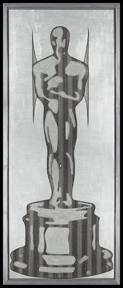 Super Silver Oscar (Limited Edition Print)