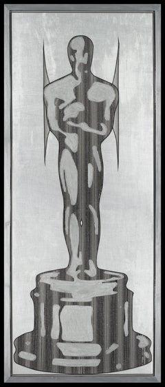 Super Silver Oscar (Limited Edition Print)