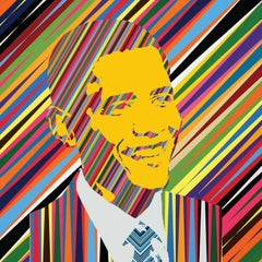 The First Rainbow President I (Limited Edition Print)