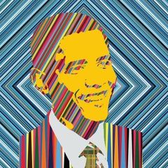 The First Rainbow President III (Limited Edition Print)