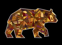 The Lucky Bear (Limited Edition Print)