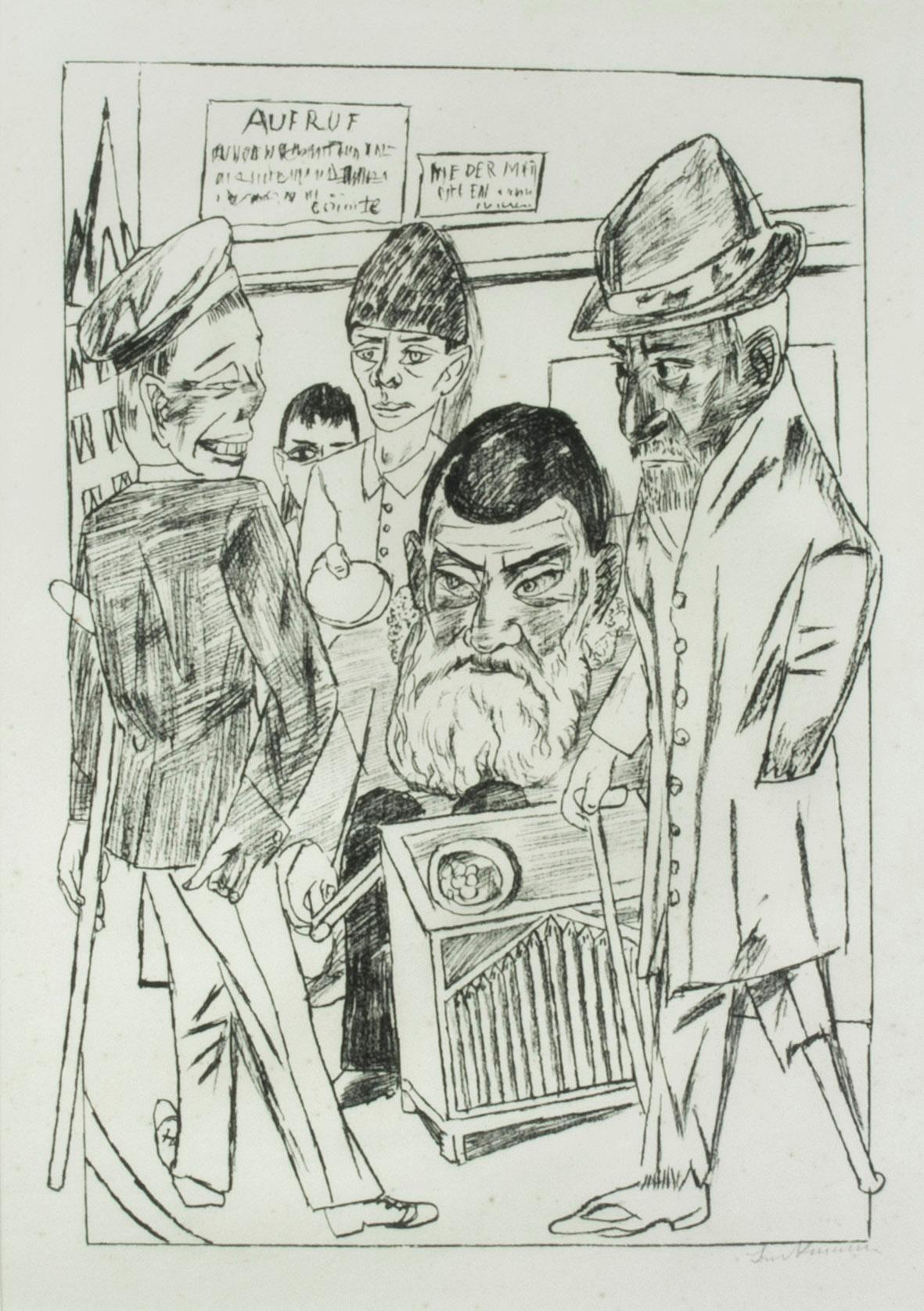 Die Bettler (The Beggars)