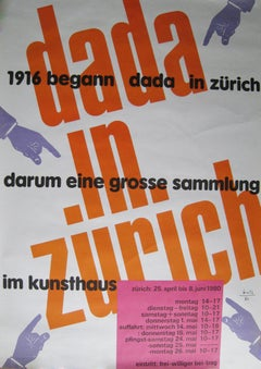 Dada in Zurich