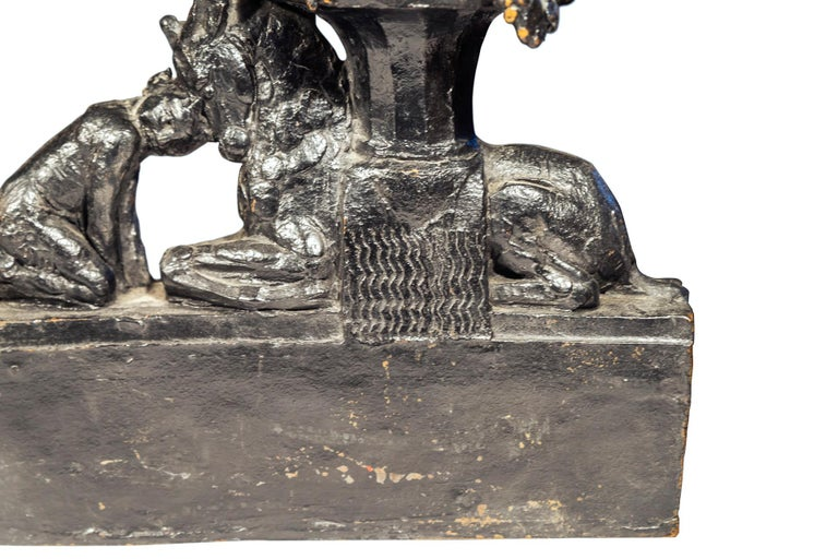 Max Blondat, Bronze Sculpture, France, circa 2000 In Good Condition In Nice, Cote d' Azur