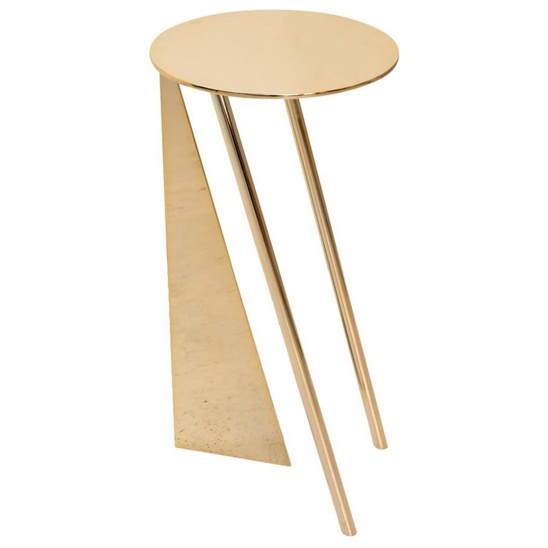 "Max Enrich ""Stabile"" Side Table For Sale"
