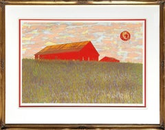 Days Gone By, Silkscreen by Max Epstein