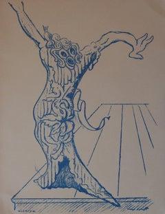 Electra - Original lithograph