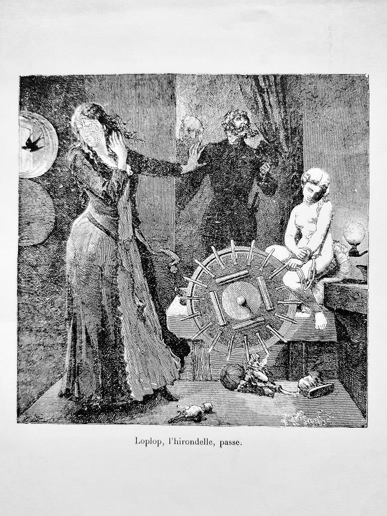 La Femme 100 Têtes - Rare Book Illustrated by Max Ernst - 1929