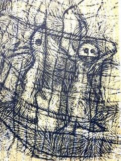 Max Ernst - Composition - Original Lithograph