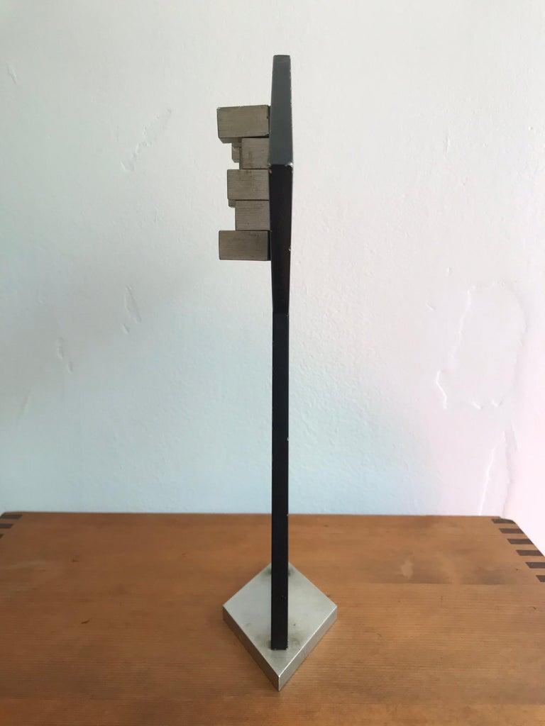 Max Finkelstein Sculpture, 1968 For Sale 4