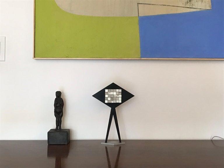 Mid-Century Modern Max Finkelstein Sculpture, 1968 For Sale