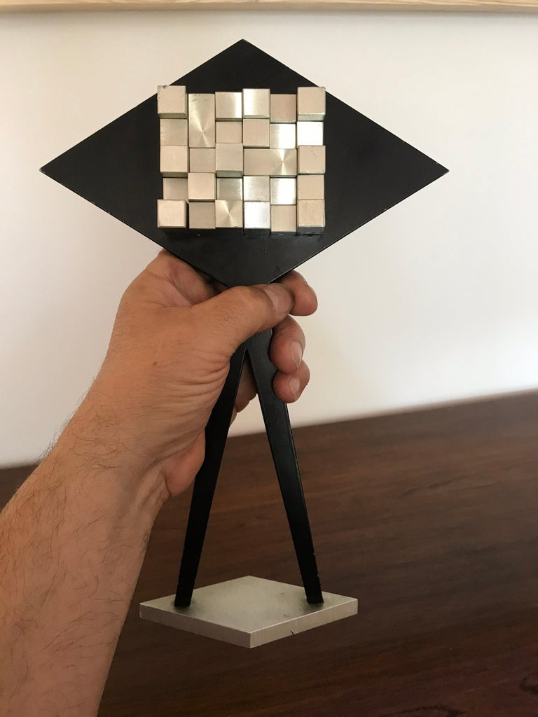 Max Finkelstein Sculpture, 1968 In Good Condition For Sale In Los Angeles, CA
