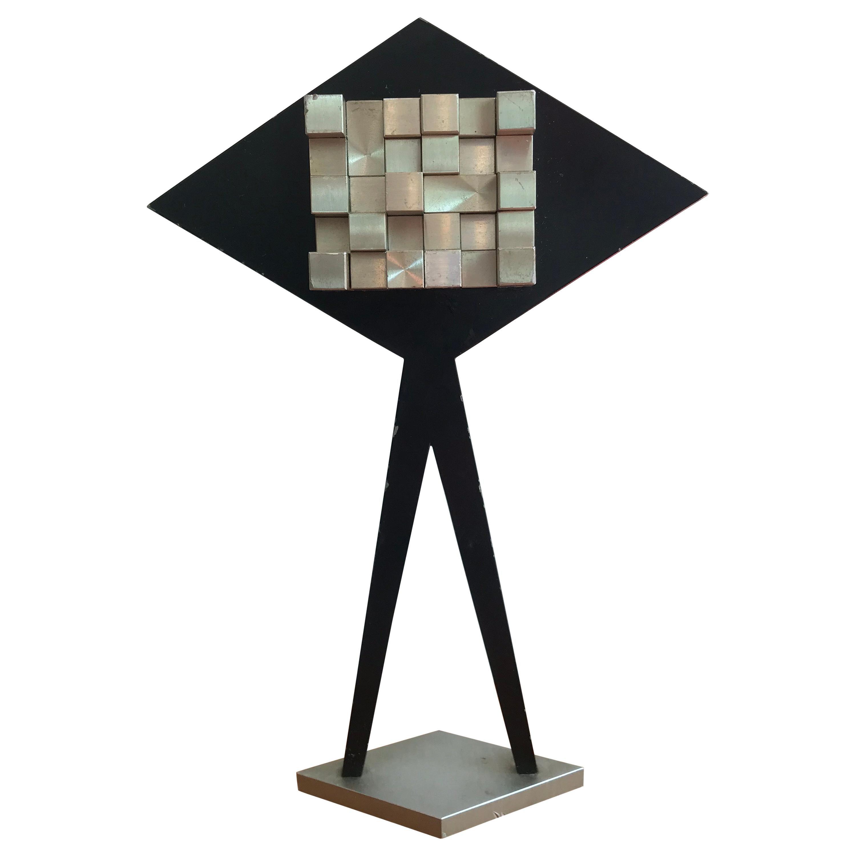 Max Finkelstein Sculpture, 1968