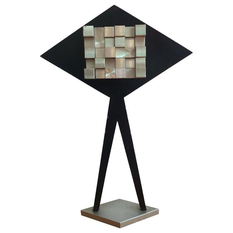 Max Finkelstein Sculpture, 1968 For Sale