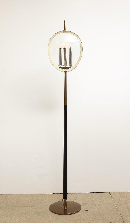 Mid-Century Modern Max Ingrand Floor Lamp For Sale