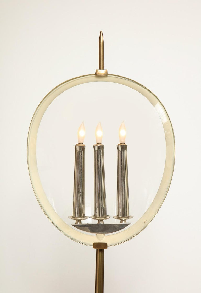 20th Century Max Ingrand Floor Lamp For Sale