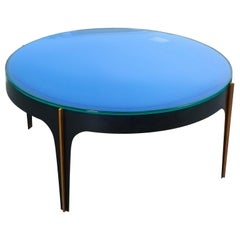 Max Ingrand Fontana Arte Coffee Table Mod. 1774, Italy, circa 1958