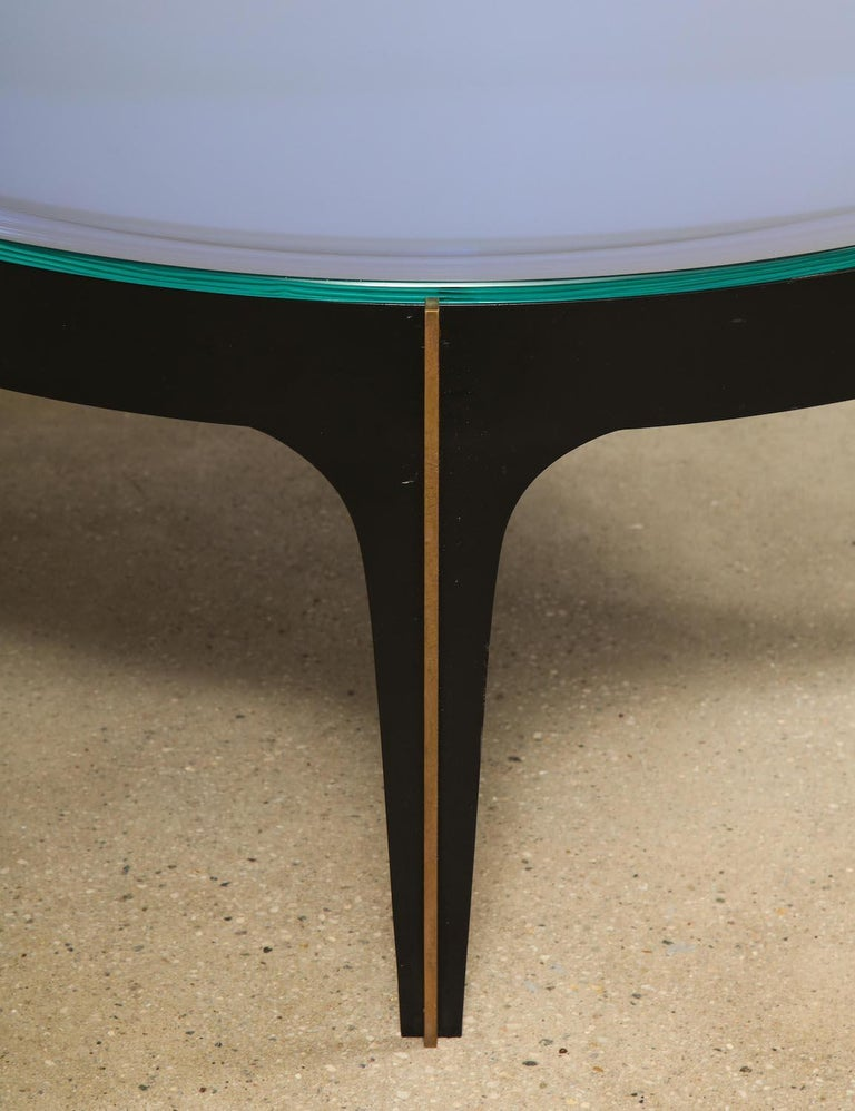 Mid-Century Modern Max Ingrand for Fontana Arte Cocktail Table For Sale