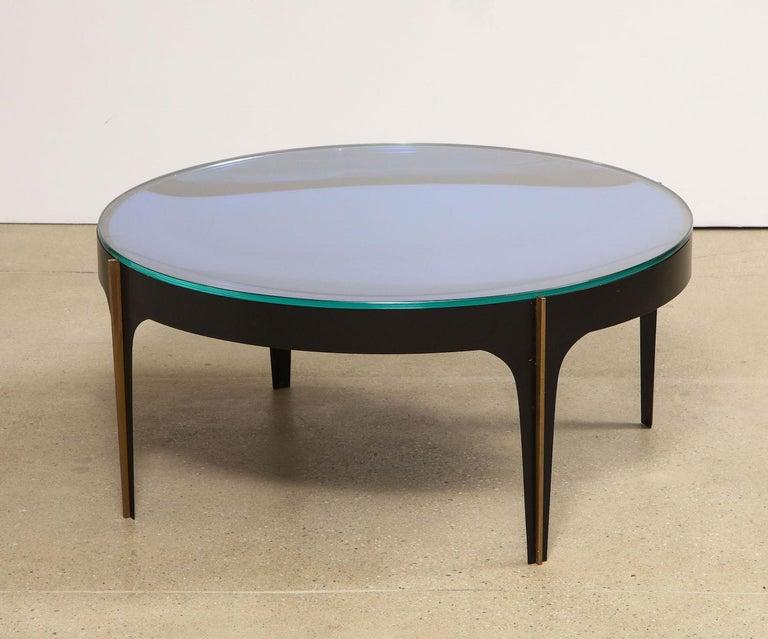 Italian Max Ingrand for Fontana Arte Cocktail Table For Sale