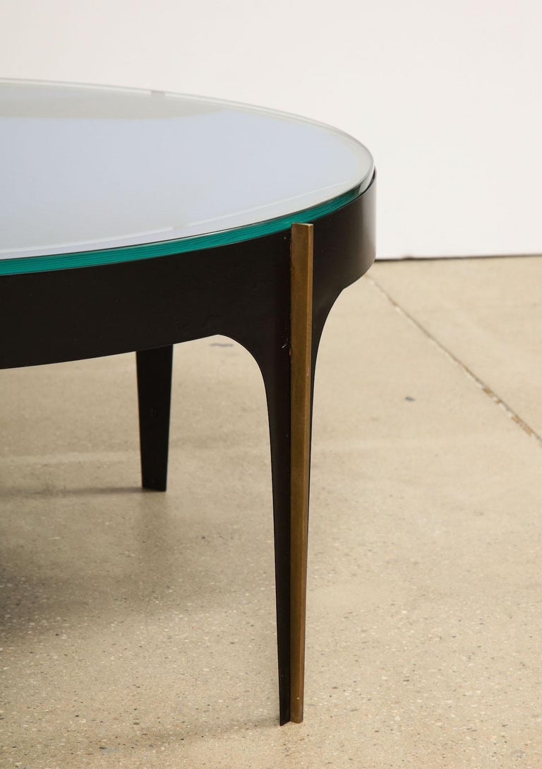 Max Ingrand for Fontana Arte Cocktail Table In Good Condition For Sale In New York, NY