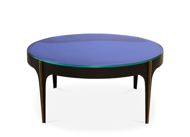 20th Century Max Ingrand for Fontana Arte Cocktail Table For Sale