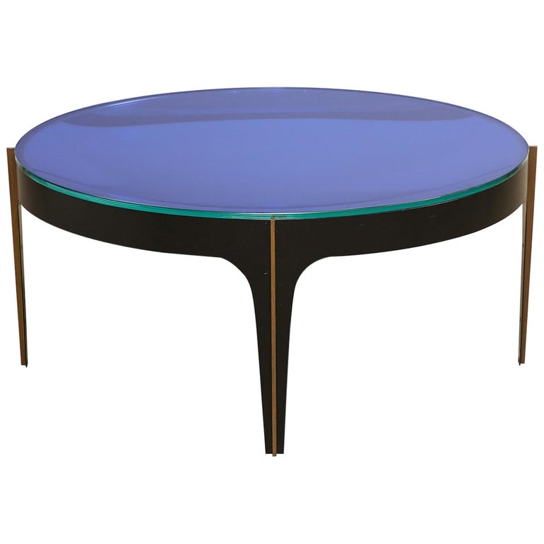 Max Ingrand for Fontana Arte Cocktail Table For Sale