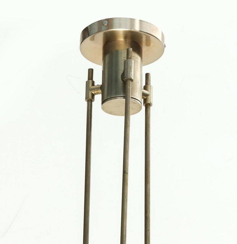 Max Ingrand Hanging Light In Good Condition For Sale In New York, NY