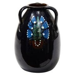 Max Laeuger Handled Ceramic Vase